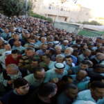 Banning Palestinians' access to their Holy Sites