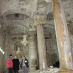 Among 25 obstructed renovation projects, Bab Al-Rahmah (the Golden Gate) suffering closure and water leaks since 2003