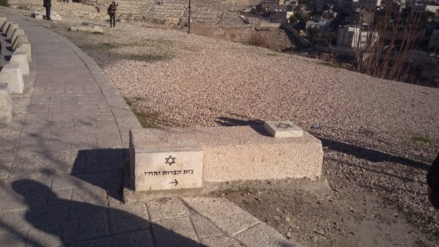 More than 5000 Jewish fake graves occupy Waqf land and private properties