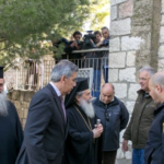 Arson attack against the Patriarchal Hieratical School of St Sion: February 2015